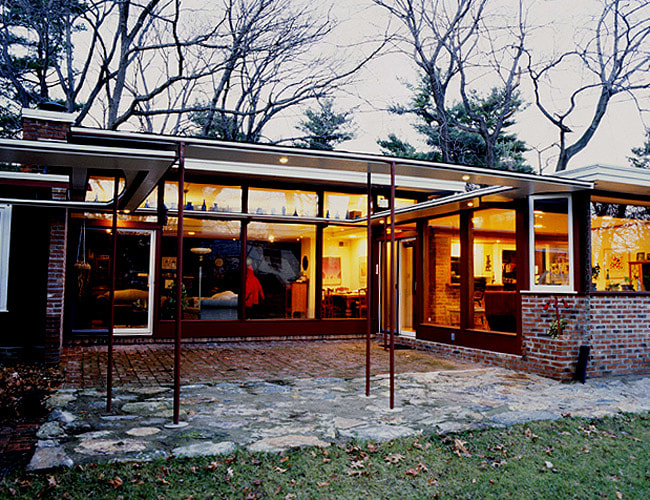 SPANGENBERG HOUSE ADDITION - ROBERT MARINO ARCHITECTS